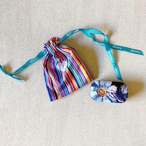 Brighton Accessories - BRIGHTON Mini Box Navy Blue Floral